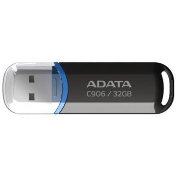 ADATA C906 USB FLASH DRIVE CLASSIC 32GB NEGRO