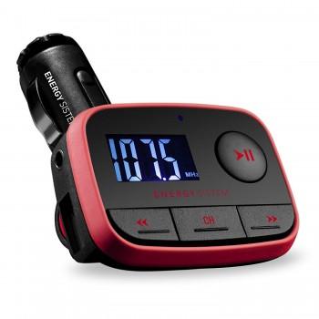 ENERGY SISTEM MP3 COCHE F2 ROJO