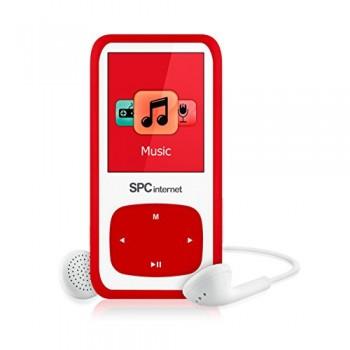 SPC MP4 8GB 8488R ROJO Y BLANCO