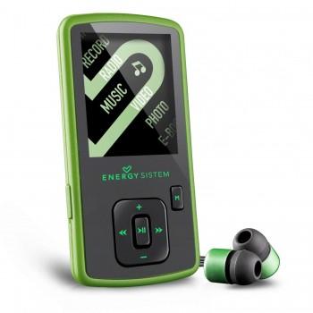 ENERGY SISTEM MP4 SLIM 3 NATURE GREEN 8GB