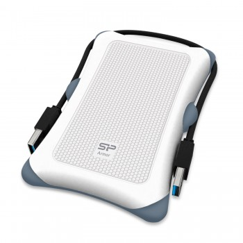 SP DISCO DURO PORTATIL ARMOR A30 BLANCO 1TB 3.0