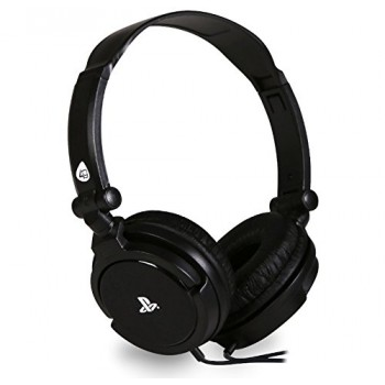 4GAMERS PRO4-10 AURICULARES GAMING PS4 NEGRO JACK 3.5MM