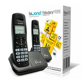 BIWOND FABULARY PHONE TFNO INALAMBRICO
