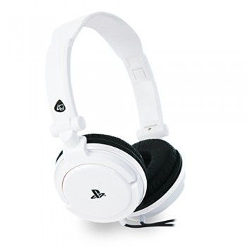 4GAMERS PRO4-10 AURICULARES GAMING PS4 BLANCO JACK 3.5MM