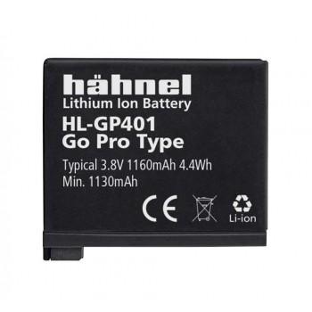 HAHNEL BATERIA GOPRO HERO4 HL-GP401/AHDBT-401