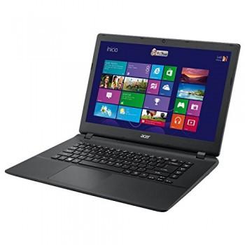 "ACER ASPIRE PORTATIL ES1-512-P78B NEGRO INTEL QUAD CORE N3540 2.16GHZ/15.6""/4GB DDR3L/500GB/W8.1 64BIT"