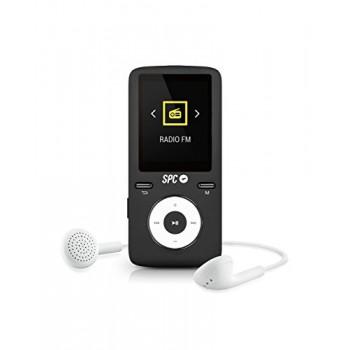 SPC PURE SOUND COLOUR 2 MP4 8488 8GB NEGRO
