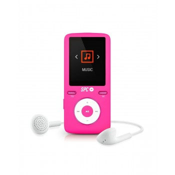 SPC PURE SOUND COLOUR MP4 8488 8GB ROSA