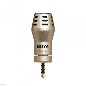 BOYA BY-A100 MICROFONO PARA MOVIL