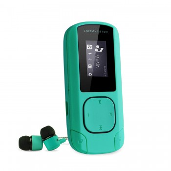 ENERGY SISTEM MP3 CLIP 8GB MINT