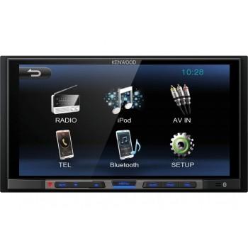KENWOOD DMX100BT RADIO CD COCHE USB 2D BT CON PANTALLA Y CAMARA