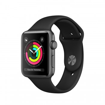 APPLE WATCH SERIE 3 NEGRO 42mm