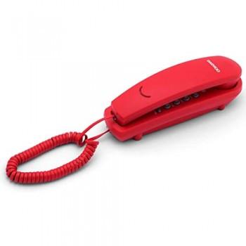 DAEWOO DTC-115R TELEFONO TIPO GONDOLA ROJO