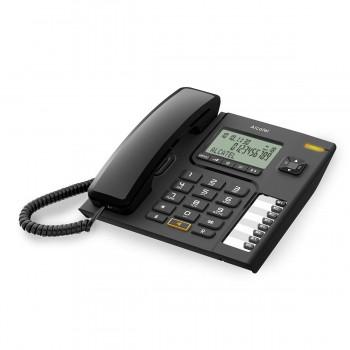 ALCATEL TELEFONO FIJO T76 BLACK