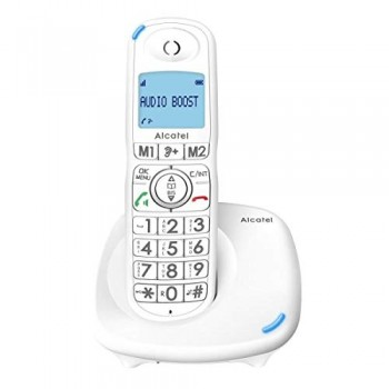 ALCATEL TELEFONO FIJO XL575 WHITE