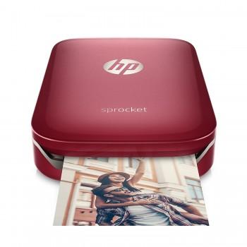 HP MINI IMPRESORA SPROCKET Z3Z93A RED