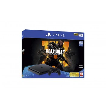 PS4 1TB + CALL OF DUTY OPS 4