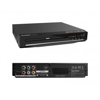 SUNSTECH DVPMH225 DVD