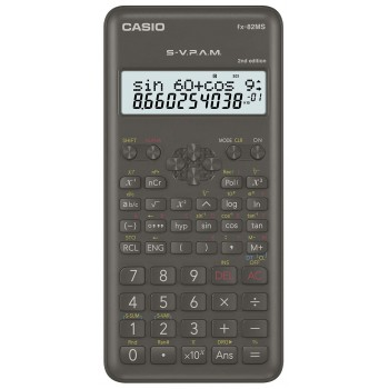 CASIO CALCULADORA FX-82MS