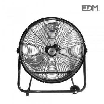EDM 33933 FRESHWIND BLACK EDITION VENTILADOR INDUSTRIAL DE SUELO 180W 60CM 3VEL