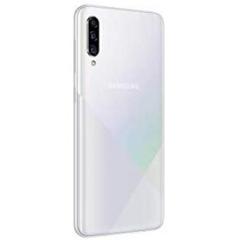 "SAMSUNG GALAXY A30S 8NUC 6.4"" 25MP 4GB 64GB DS PRISM CRUSH WHITE"