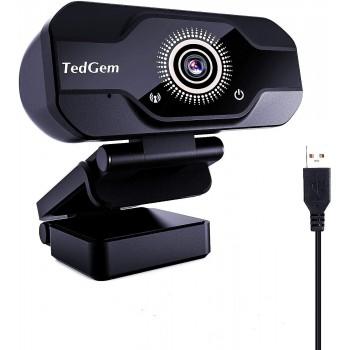FUJIKAM WEB CAM 1080P 812H 2MPX BLACK