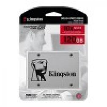 """KINGSTON SSD 120GB UV400 SATA 3 2.5"""""""