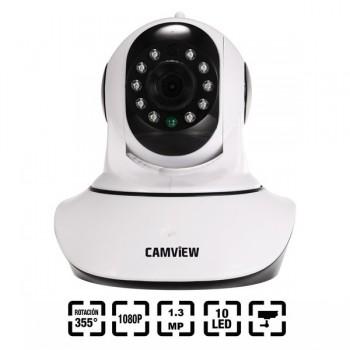 CAMVIEW CAMARA IP MOTORIZADA INALAMBRICA 1.3MPX