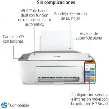 HP DESKJET 2720E WIFI MULTIFUNCION IMPRESORA/ESCANER/COPIADORA 26K67B