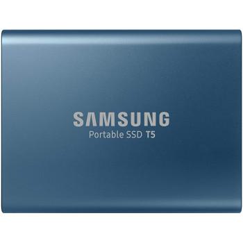 SAMSUNG T5 SSD EXTERNO 500GB USB AZUL
