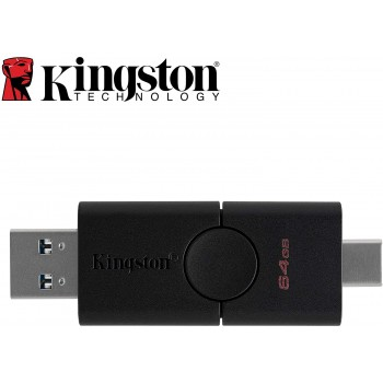KINGSTON MEMORIA 64GB DUAL