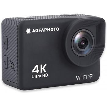 AGFAPHOTO REALIMOVE AC9000 ACTION CAMARA 4K NEGRA