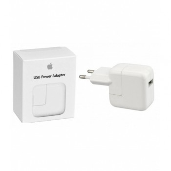APPLE ADAPTADOR CORRIENTE USB 12W