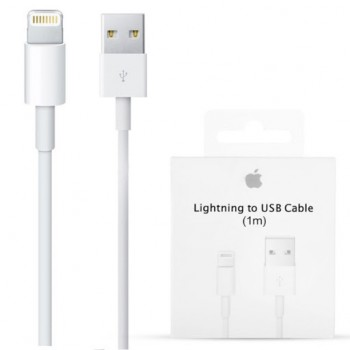 APPLE CABLE LIGHTNING A USB 1M
