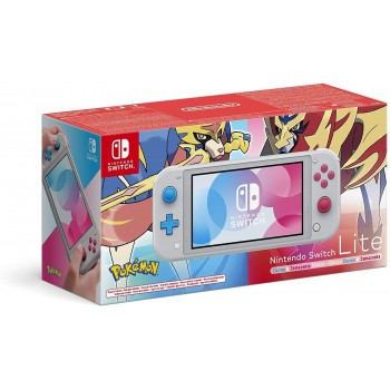 NINTENDO SWITCH POKEMON AZUL Y MAGENTA