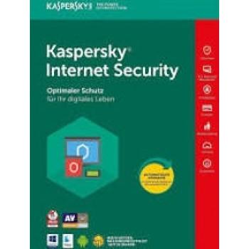 KASPERSKY INTERNET SECURITY 2020 1 USUARIOS