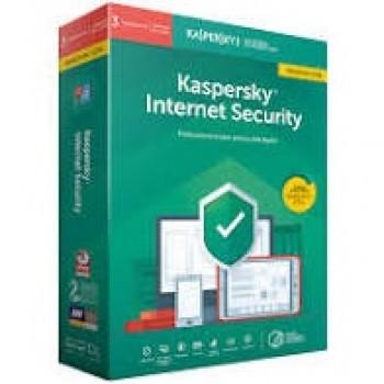 KASPERSKY INTERNET SECURITY 2020 3 USUARIOS