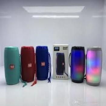 ALTAVOZ BT TG-157 CON LUCES RADIO Y USB