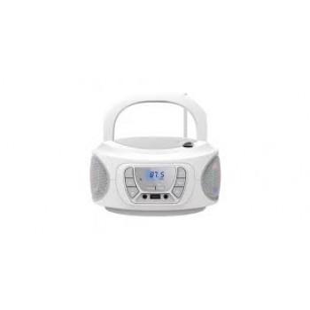 FONESTAR BOOM-ONE RADIO CD BT USB BLANCO