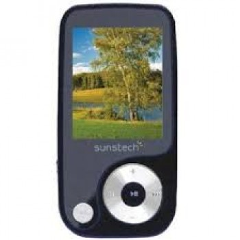 SUNSTECH THORN MP4 + RADIO + SD CARD SLOT 4GB BLACK