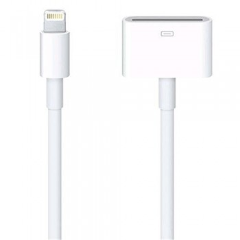 APPLE LIGHTNING TO 30-PIN ADAPTADOR