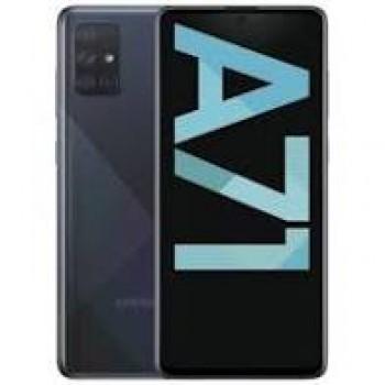 """SAMSUNG GALAXY A71 8NUC 6.7"""" 6GB 128GB DS PRISM CRUSH BLACK"""