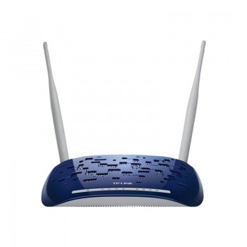 TP-LINK 300MBPS WIRLESS N ADSL2+ MODEM ROUTER TD-W8960N
