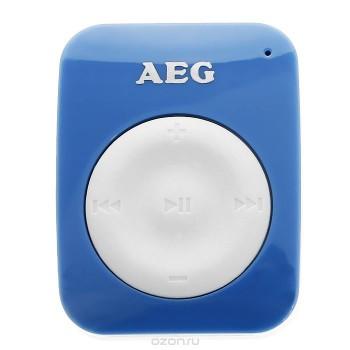 AEG MP3 MMS 4221 AZUL