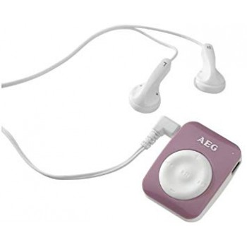 AEG MP3 MMS 4221 ROSA
