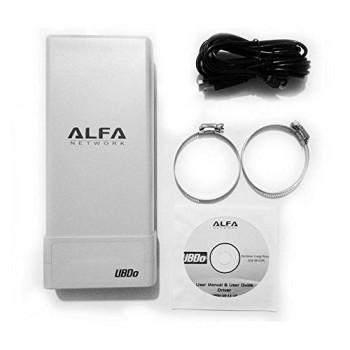 ALFA ADAPTADOR USB WIFI UBDO-NT8 2000MW