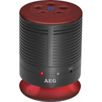 AEG BSS 4809 ALTAVOZ BLUETOOTH ROJO