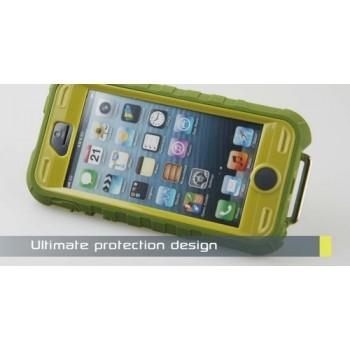 ARMOR-X FUNDA PROTECTORA IPHONE 5 ROBUSTO USO EXTERIOR