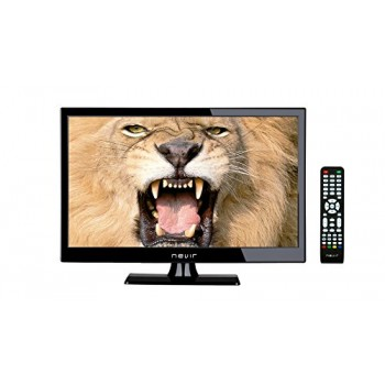 "NEVIR TV LED NVR-7508-19HD-N 19"" USB HD 12V"