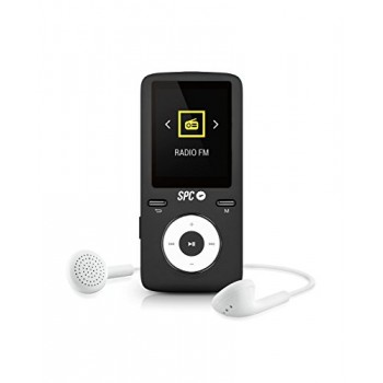 SPC PURE SOUND COLOUR 2 MP4 8488 8GB NEGRO
